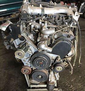 99 00 01 02 MONTERO SPORT ENGINE 3.5L VIN R 8TH DIGIT | eBay