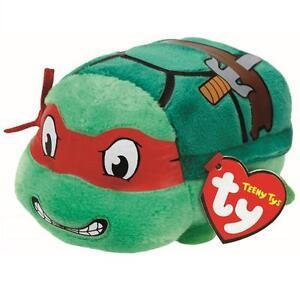 Ty-Beanie-Babies-42171-Teeny-Tys-Teenage-Mutant-Ninja-Turtles-Raphael