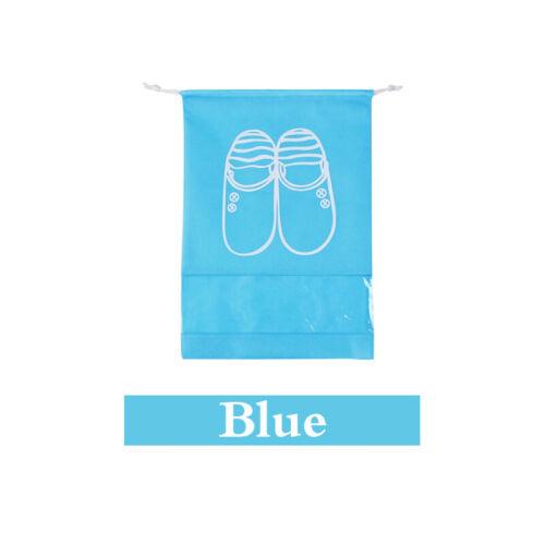Portable Shoes Storage Bag Travel Waterproof Bag Pouch Drawstring Bag Tote Hot