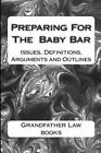 Preparing for the Baby Bar: Law of Contracts En Espamol by Californiabarhelp Com (Paperback / softback, 2014)