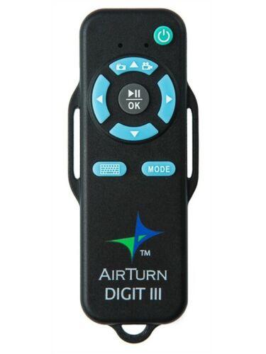 AirTurn DIGIT III Handheld Multi-Function Bluetooth 4 0 Remote CONTROL MUSIC