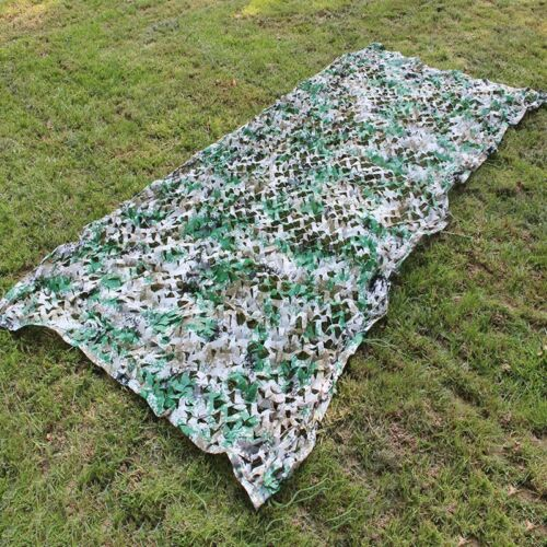 Digital Jungle Army Camouflage Net Sun Shelter Hunting Net Camouflage Network