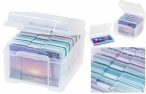 Craft storage box best storage design 2017 for Darice jewelry designer bead storage system with 24 containers