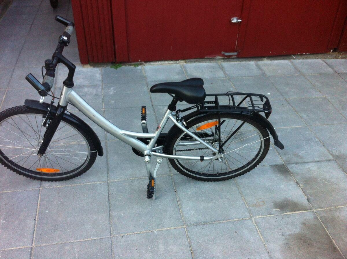 Unisex børnecykel, classic cykel, – dba.dk – Køb og Salg af Nyt og Brugt
