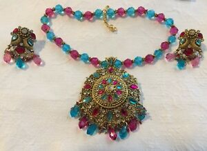 Antique Gold Indian Bollywood Set