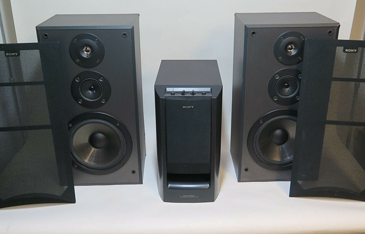 Sony SS-MB215 Surround Sound Speakers & Subwoofer. Buy it now for 175.00