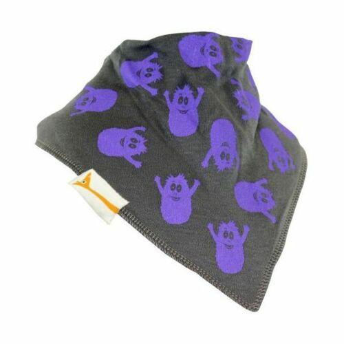5 pour £ 11.96 Achetez 4 Obtenez 1 Gratuit Funky Girafe Gris /& Violet désordonné Monstres Bib