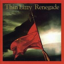 Renegade Thin Lizzy (CD, 2002) Wounded Bird Records
