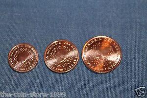 1-2-5-Euro-Cent-Kursmuenzen-2013-Niederlande-aus-Rolle-UNC-SELTEN-RAR