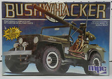 JEEP AMC WILLYSUSA ARMY BUSH WHACKER U S CJ 5 7 1983 MOPAR SEALED MPC MODEL KIT