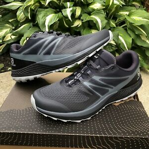Trail Running Shoes 407406 Black Gray
