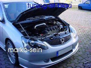 Motor-Haubenlifter-Honda-Civic-EP-1-2-3-Paar-Hoodlift-Motorhaubenlifter-WES