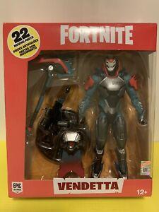 Fortnite 7 Inch Vendetta Mcfarlane Toys ( Epic Games) 081320yw