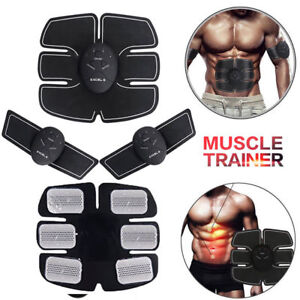 New-Muscle-Toner-and-Abs-Stimulator-EMS-Abdominal-Trainer-Electronic-Wireless