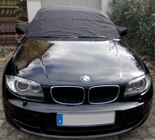 avec miroir de poche Car cover//couverture pour 1er BMW cabriolet