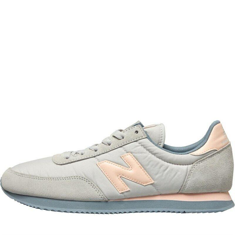 New Balance 720 Trainers Light Grey / Pink