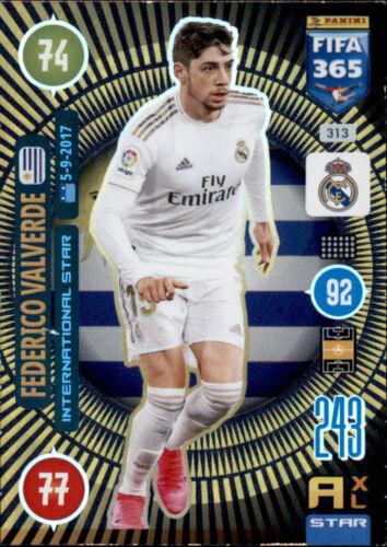 FIFA 365 cards 2021-313 fedrrico Valverde International Star