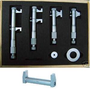 Innenmessschrauben-Innenmikrometer-5-100-mm-NEU-Satz-4-Einstellmasse-5-25-75mm