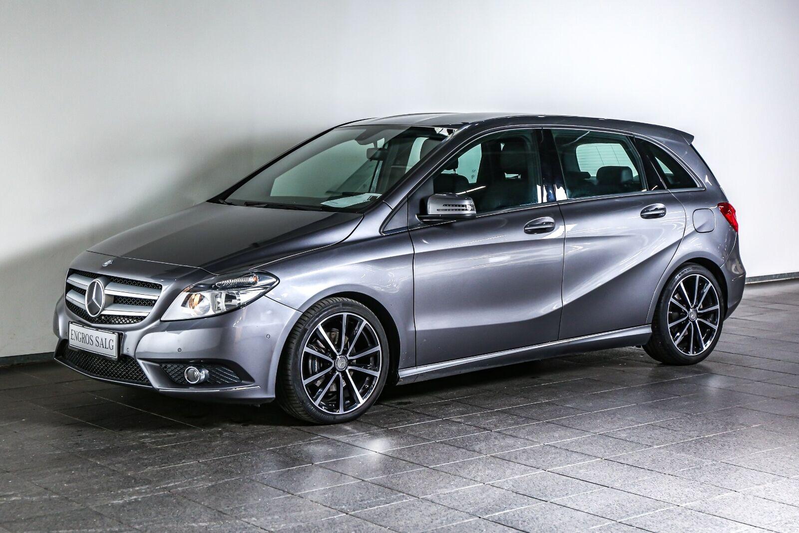 Mercedes-Benz B200 1,8 CDi aut. BE