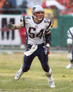 f392e73ac Image is loading New-England-Patriots-TEDY-BRUSCHI-Glossy-8x10-Photo-