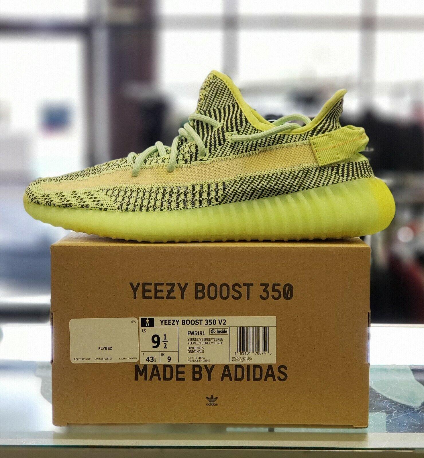 adidas Yeezy Boost 350 V2 Yeezreel (Non Reflective)