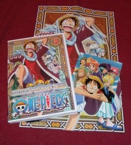 One Piece 4th Season vol 1 RARE Japanese import DVD region 2 eps 93