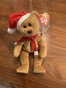 Ty 1997 Teddy Style 4200 Beanie Baby Bear 1996.