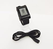 Pebble Smart Watch 301BL Android/ iOS Smart Wristwatch