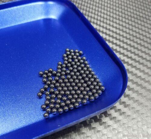 """25 Pcs 1//8/"""" Silicon Nitride G5 Si3N4 Ceramic Loose Bearing Balls 3.175mm"""