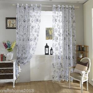 schlaufenschal vorhang gardine gardinenschal dekoschal. Black Bedroom Furniture Sets. Home Design Ideas