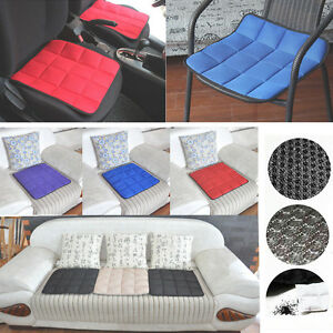 2-Bamboo-Charcoal-Breathable-Seat-Cushion-Cover-Pad-Mat-For-Car-Office-Chair-NEW