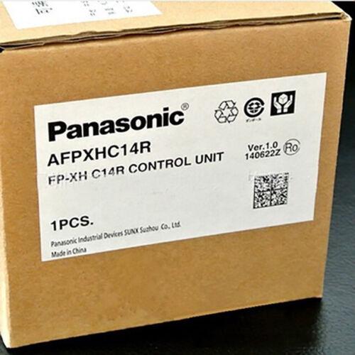 1PCS New Panasonic PLC AFPXHC14R AFPXHC14R-F controller fit for AFPX-C14R