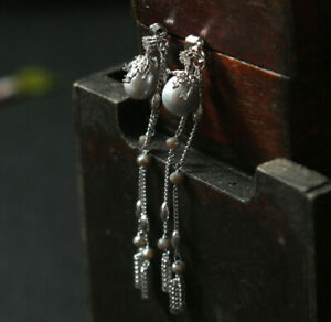 B12-Chic-Earrings-Grey-Freshwater-Pearls-And-Tassel-Sterling-Silver-925