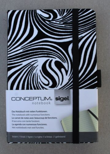 A6 OVP Sigel Notizbuch liniert CO539 CONCEPTUM® Illusion Style Hardcover ca