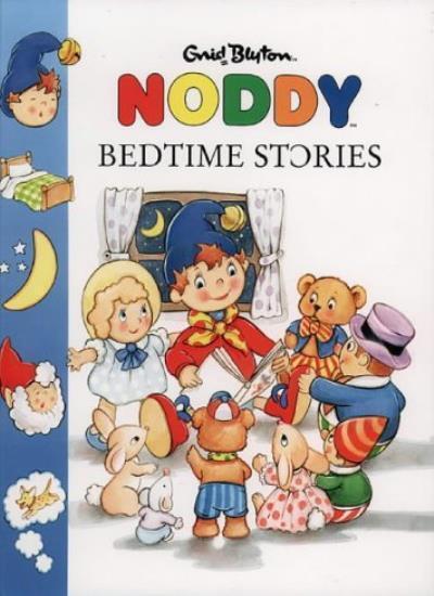 Noddy Bedtime Stories By  Enid Blyton,County Studio
