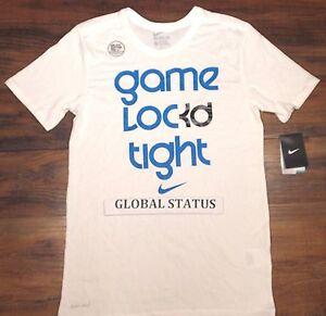 aca3d9894482 La foto se está cargando Nike-Hombre-KD -juego-bloqueado-Apretado-Blanco-Azul-