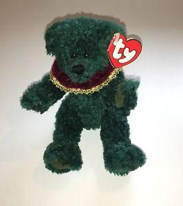 TY Beanie Babies The Attic Treasure Collection NEW 1993 Laurel Bear ... 7036903e553c