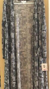 Størrelse N fragt Sarah M White A Lularoe Gratis Collection Black Medium x7Awqn7IU0