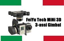FeiYu Tech MiNi 3D 3-assi Gimbal per GoPro4 GoPro3+ GoPro3