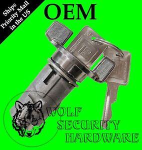 gmc jimmy s15 safari sonoma 79 94 oem ignition switch lock cylinder rh ebay com 1999 GMC Wiring Diagram