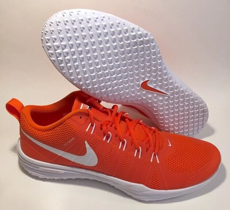 NWT Nike Lunar TR1 TB Running Sneakers- Princeton Orange-  Price reduction