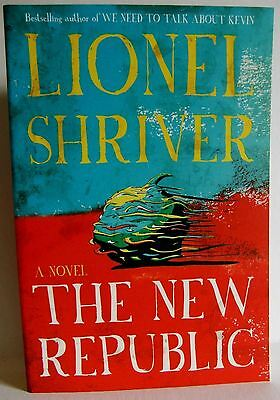 The New Republic Lionel Shriver reporter military fiction book war 2012 pb novel