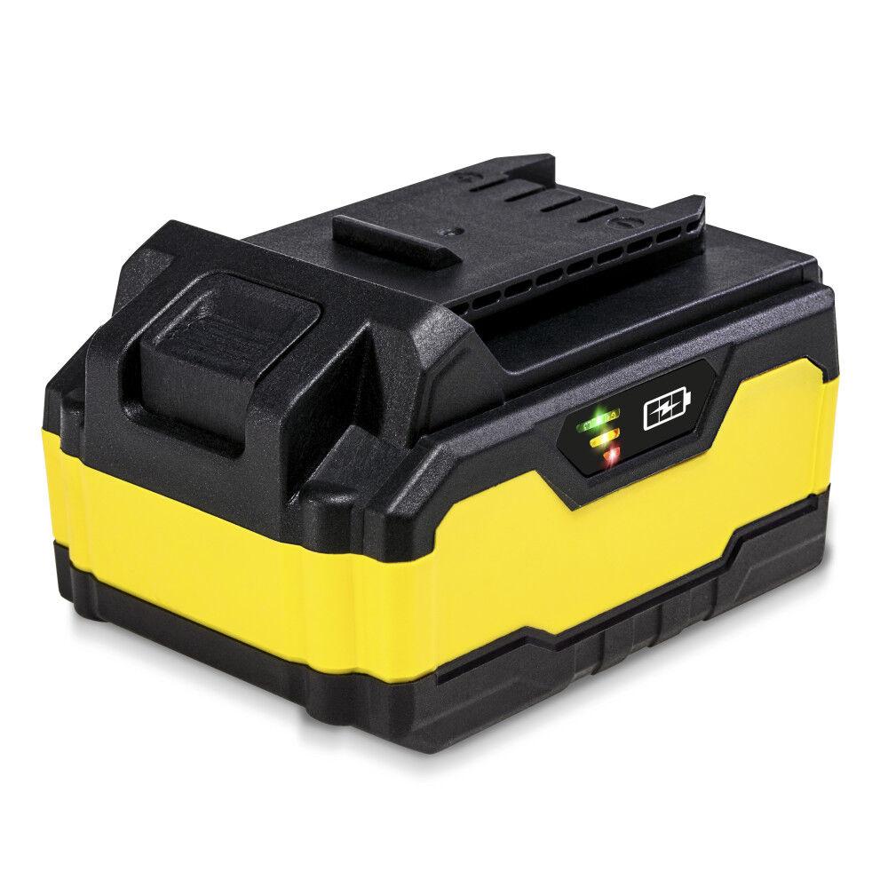 TROTEC Flexpower-Multiakku 20 V, 4,0 4,0 4,0 Ah   Akku Batterie Ersatzakku   Werkzeug 546957