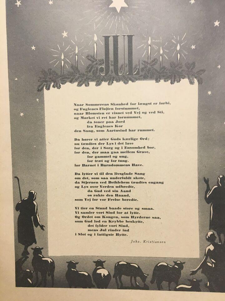 Ved Julelampensskær, anden bog