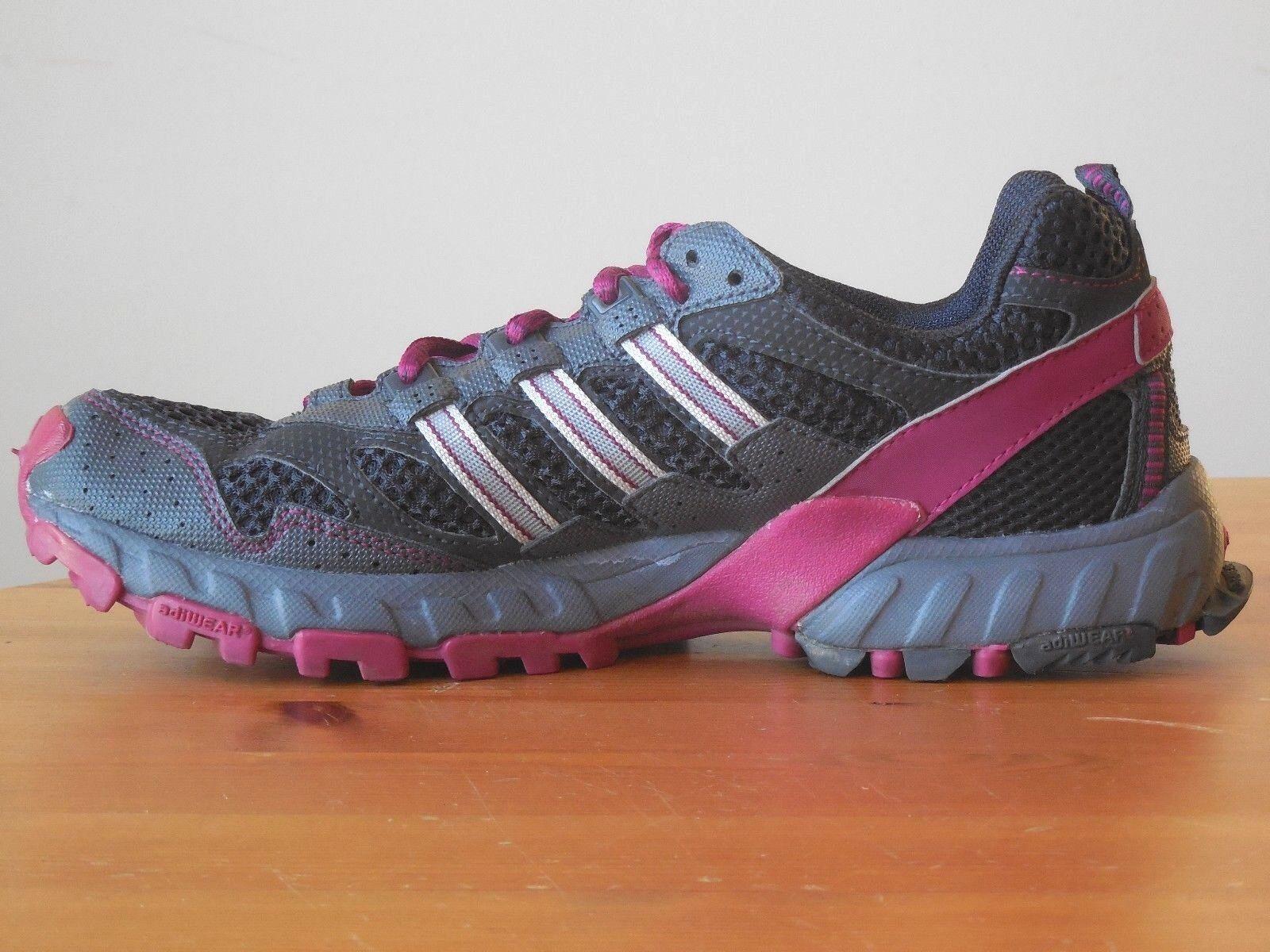 Adidas Kanadia TR Trail Running shoes Women's Size 8.5 G24817