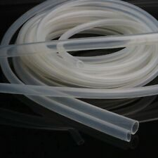 Food Grade Clear Silicone Tube Beer Milk Water Hose Pipe Soft Rubber Translucent