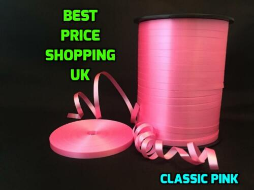 500M Colour Balloon Curling Ribbon Helium Wedding Birthday Gift and Craft Party