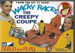 MPC Wacky Races, The Creepy Coupe 1/32 or Smaller 936 ST