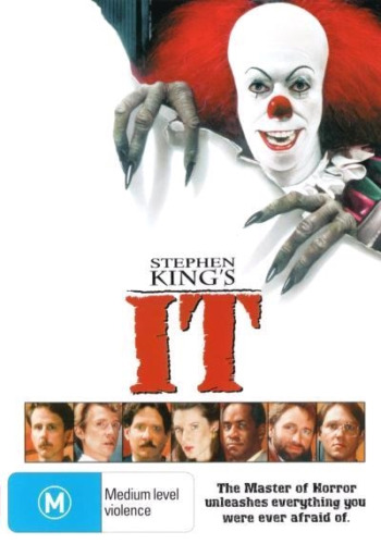 1 of 1 - Stephen King : IT : NEW DVD