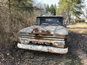 1962 GMC Other Pickups